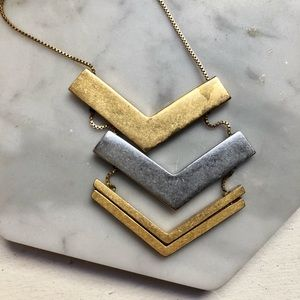 Madewell Long Pendant Necklace